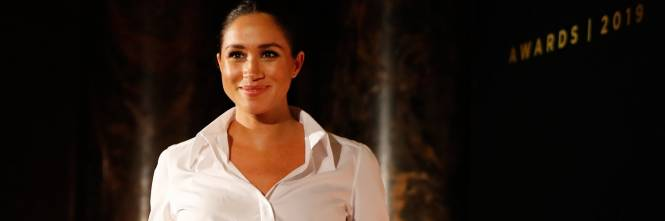 Meghan Markle, le foto della duchessa incinta 1