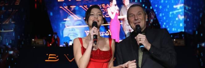 Bella Hadid hot per Bulgari: foto 1
