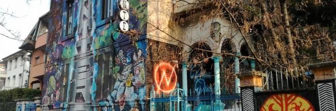 """Milano, il """"tour"""" dei centri sociali 1"""