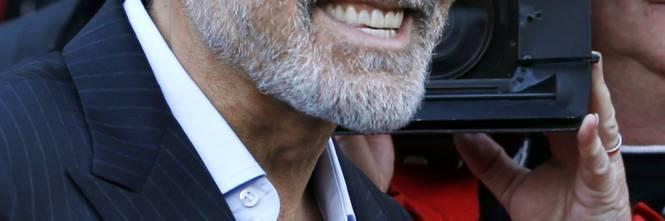 George Clooney e Amal: red carpet nel cuore di Edimburgo  1