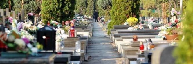 al cimitero oscurano i crocifissi per non urtare le altre religioni.