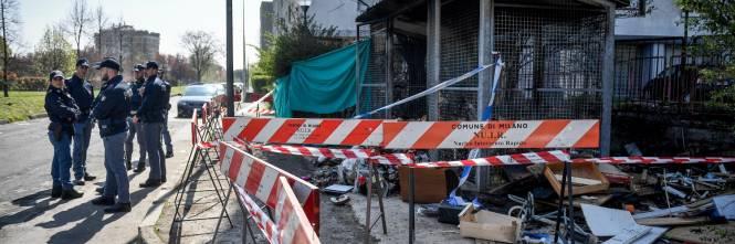 Milano, il ritrovamento del cadavere fatto a pezzi e carbonizzato 1
