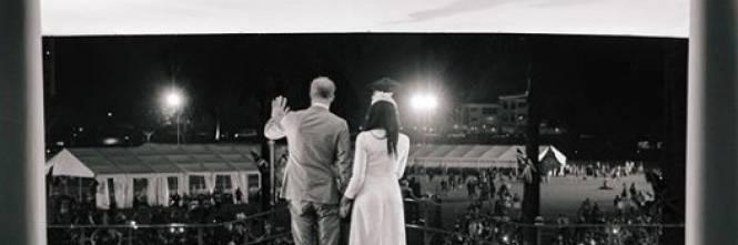 Harry E Meghan Sbarcano Su Instagram Con Un Profilo Ufficiale A Loro