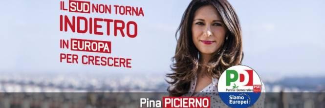 5476b544d3 Ai microfoni di Radio Cusano Campus, la candidata Pd alle elezioni europee  Pina Picierno replica alle polemiche seguite alla raccolta fondi che ha  lanciato ...