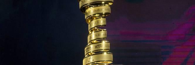 Al via il Giro d'Italia: ecco le immagini più belle 1
