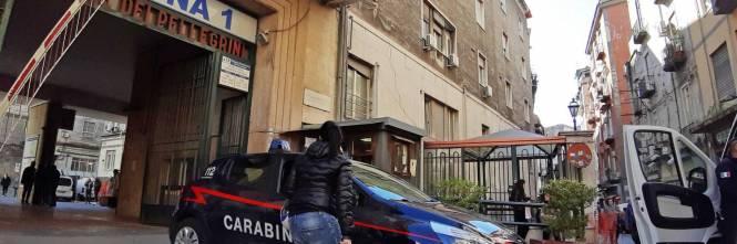 Sparatoria in ospedale a Napoli 1