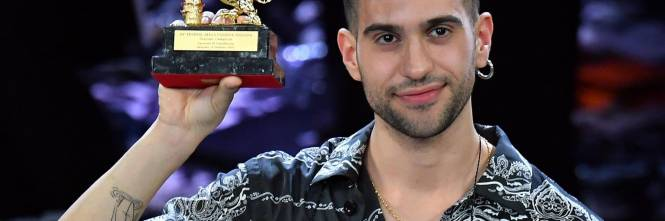 Mahmood, vincitore del Festival di Sanremo 2019 1