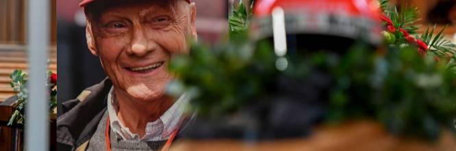 L'ultimo saluto a Niki Lauda 1