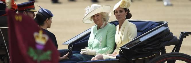 La famiglia reale per il Trooping The Colour 2019 1