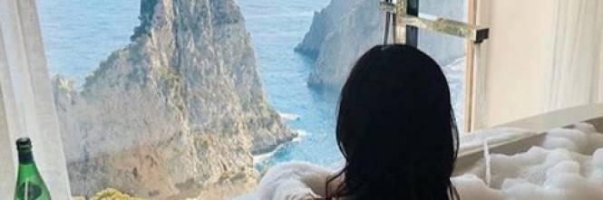 Tutti pazzi per Capri, i vip prendono d'assalto l'isola 1