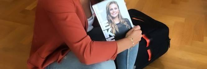 Gli scatti di Lieke Martens: una delle punte di diamante dell'Olanda femminile 1
