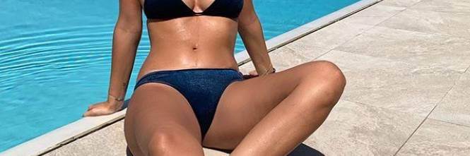 Debora Salvalaggio incanta su Instagram: gli scatti di lady Quagliarella 1