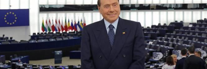 silvio berlusconi parlamento europeo