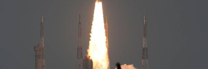 India, al via missione lunare Chandrayaan-2 1