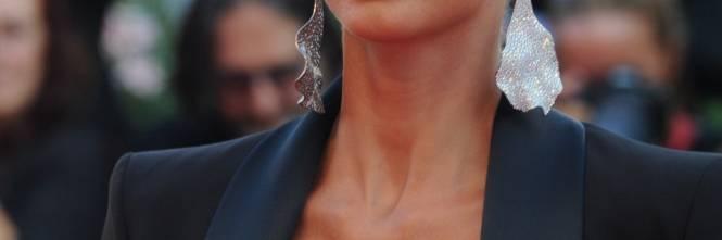 Melissa Satta bomba sexy sul red carpet di Venezia 1