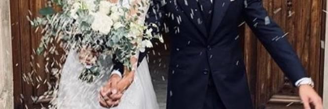 Le nozze da favola di Cristina Chiabotto e Marco Roscio 1