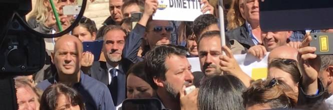 Parte L Assalto Della Lega Al Campidoglio Salvini