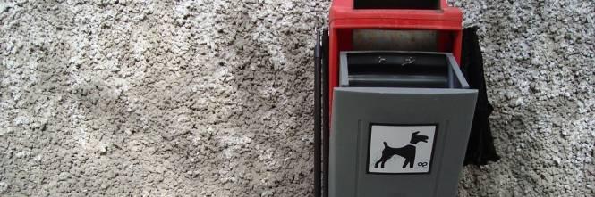Multa di 400 euro perché non ha raccolto i bisogni del suo cane
