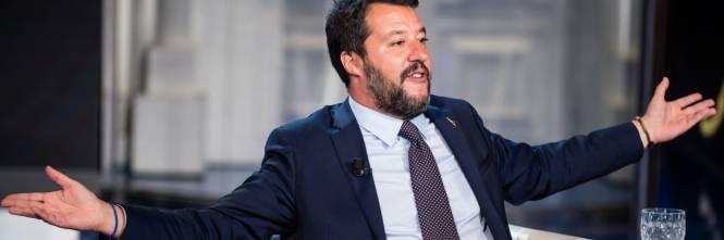 Trieste, lieve malore per Matteo Salvini - IlGiornale.it