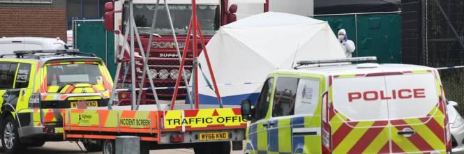 Trovati 39 corpi su un camion nell'Essex 5