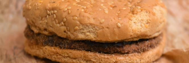É rimasto intatto un panino del McDonald's acquistato nel 1995 1