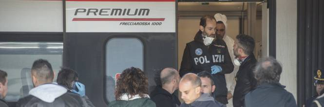 Terrore sul Frecciarossa: donna accoltellata da ex fidanzato 1