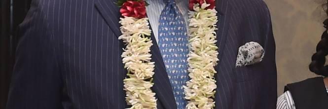 Compleanno in India per il principe Carlo 1