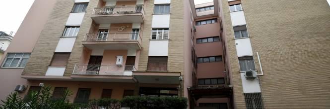 Il palazzo dove abita l'ex ministro Trenta 1