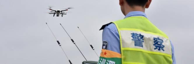 """Un esercito di droni nei cieli. Nuovi controlli sui """"furbetti"""""""