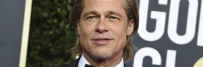 Brad Pitt e Jennifer Aniston ai Golden Globes 2020: foto 1