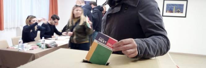 Primarie in Puglia: i quattro candidati nei seggi per votare 1