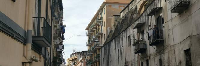 Napoli, il Buvero senza lo storico mercatino 1