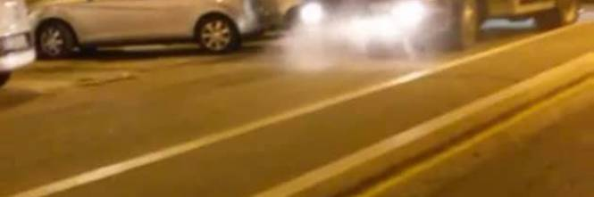Foggia, le immagini della sanificazione delle strade 1