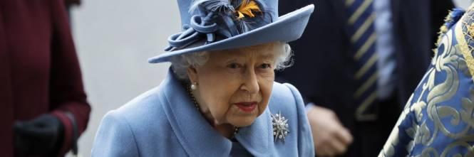 La Regina Elisabetta II e il Principe Carlo, foto 1