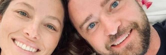 Justin Timberlake e Jessica Biel, le immagini di coppia 2
