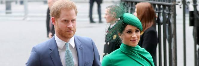 Meghan Markle e il Principe Harry in foto 1
