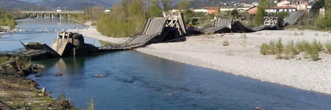 Un boato e poi il ponte è venuto giù 1