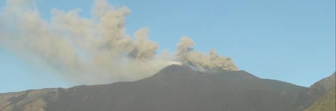 Etna in eruzione: riflettori puntati sul versante orinetale della Sicilia