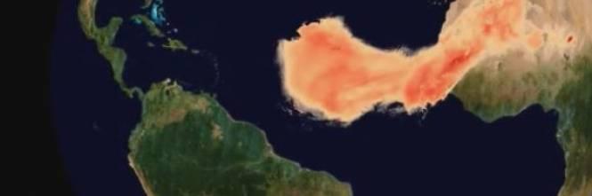 Grande nuvola Godzilla Ecco che cosa può fare