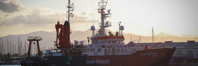 Sea Watch 4 pronta a salpare dalla Spagna 1