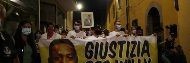 """Fiaccolata in ricordo di Willy Monteiro: """"Rabbia e vendetta non appartengono a questa comunità"""" 2"""
