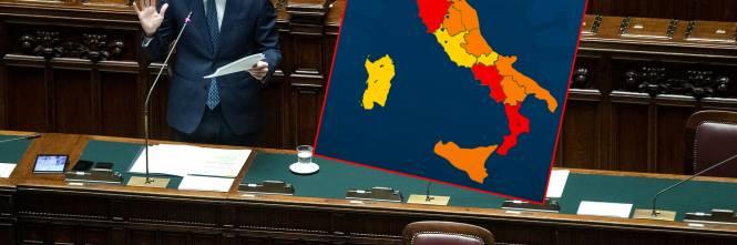 Altre Due Regioni Diventano Rosse Cosi L Italia Cambia Ancora Colori Ilgiornale It