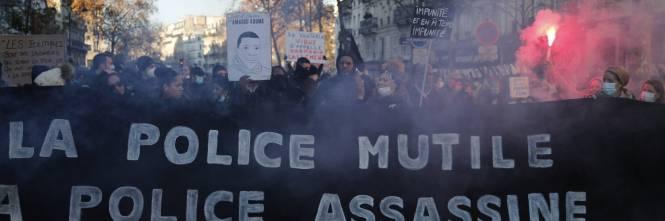 Manifestazioni e incidenti in Francia: le immagini delle proteste 1