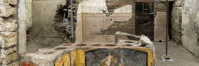 """Quel Termopolio di Pompei? Solo una """"scusa"""" per la Francia"""