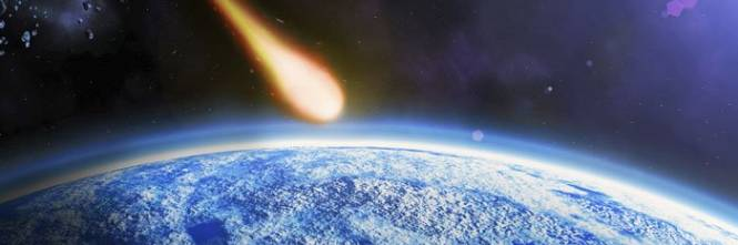 Asteroide in rotta di collisione con la Terra. C'è già la data del disastro