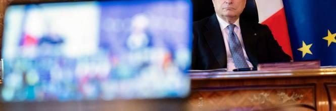 Draghi medita la stretta. E oggi parla agli italiani - IlGiornale.it