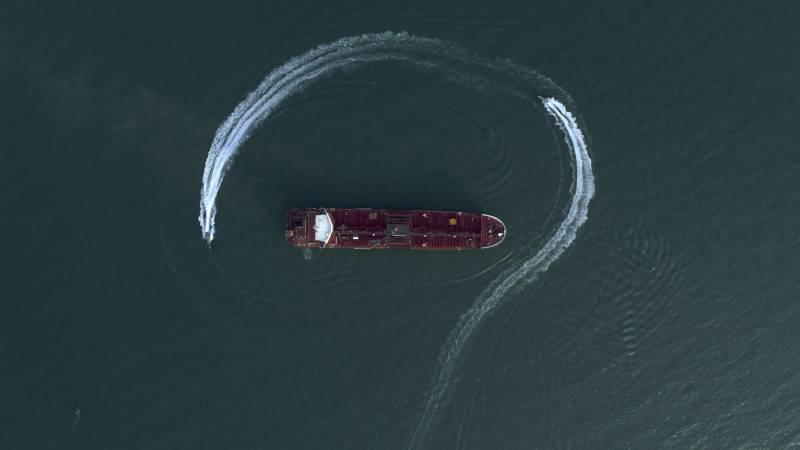 """""""Le navi sono fuori controllo"""". Ecco cosa succede in mare"""