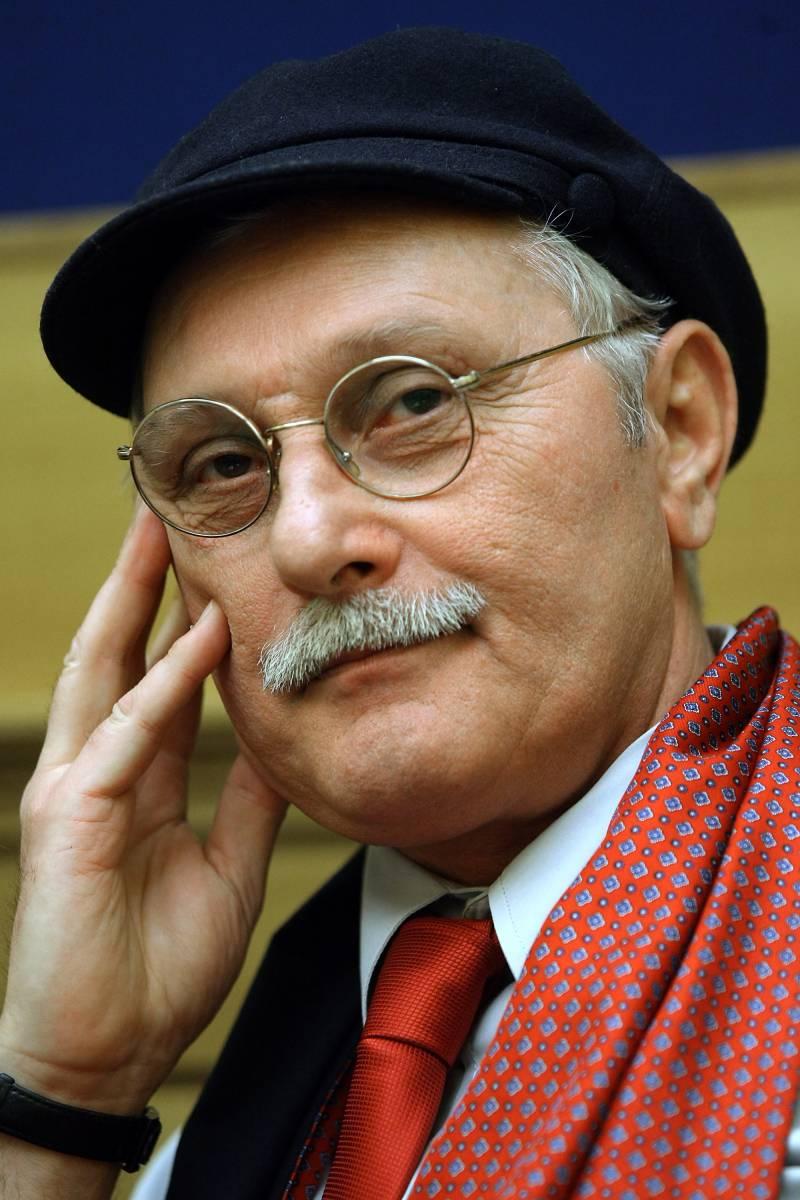 Addio Pennacchi l'unico vero fasciocomunista