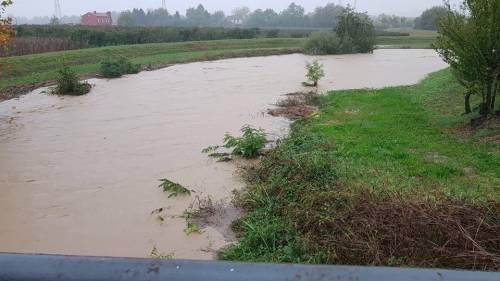 Maltempo in Veneto. Ponte della Priula: crolla il ponte 7