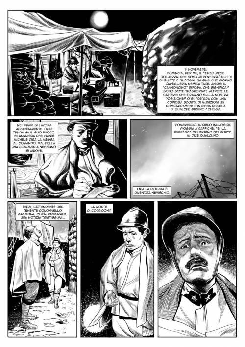 Il fumetto di Benito Mussolini  3